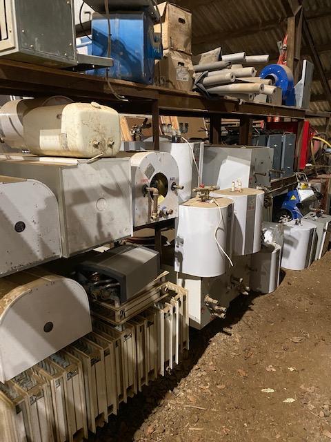 Varmtvandsbeholderbeholder fra 30 liter til 160 liter