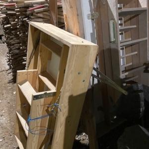 Loft trappe 70 bred x 1.20 længde
