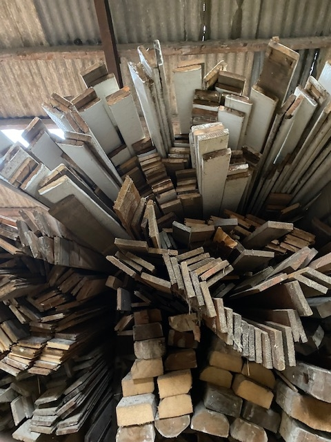 Brædder og tømmer