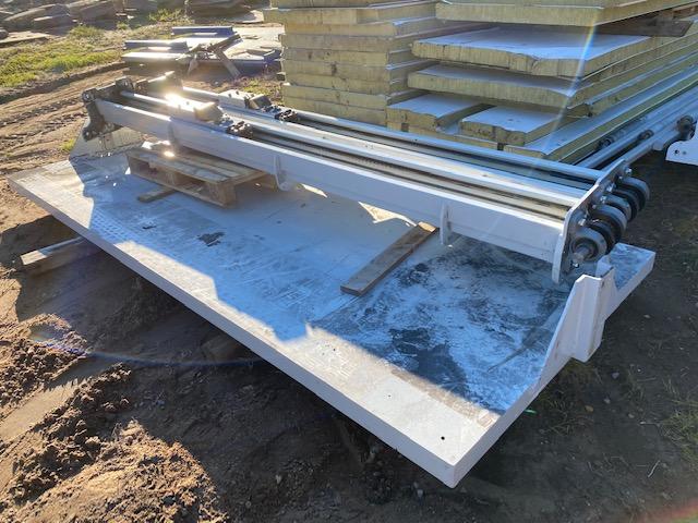 Hæve sænkeborde 3.80 lang 1.60 dyb løfter 3.40 høj